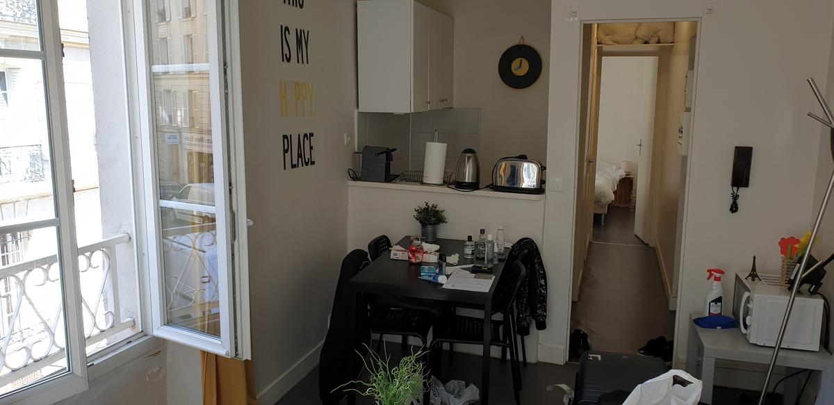 Appartement - Levallois-Perret