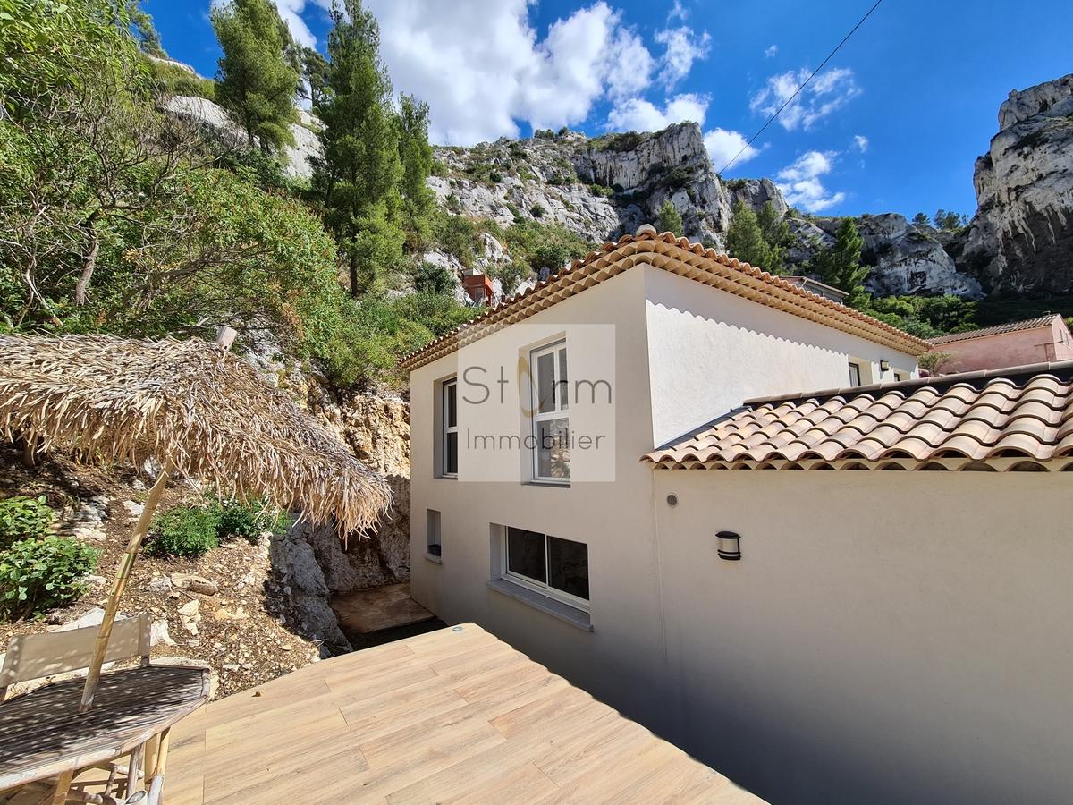 Maison individuelle - Marseille 10ème