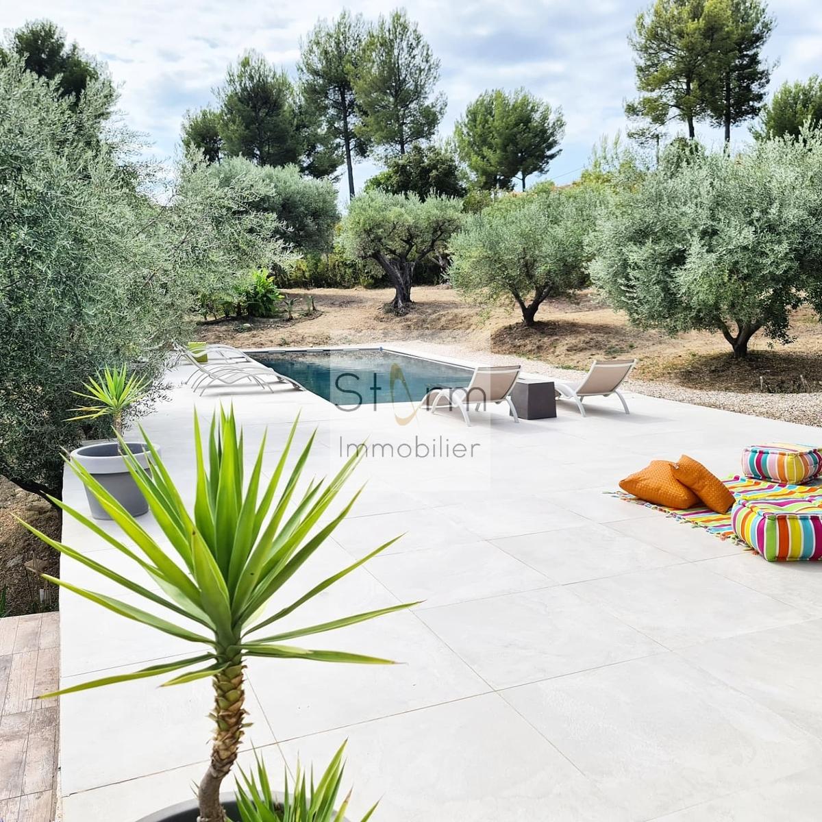 Villa d'architecte - La Cadière-d'Azur